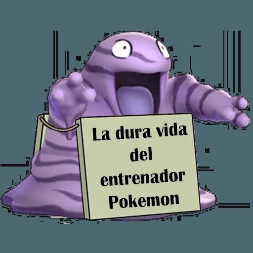 Pokémon y cosas - Sticker 27