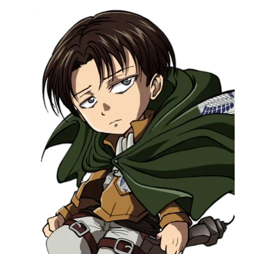 AOT Chibi 1 - Sticker 27