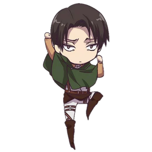 AOT Chibi 1 - Sticker 29