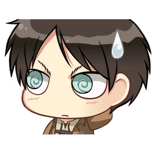 AOT Chibi 1 - Sticker 8