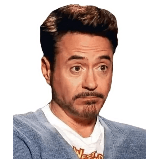 Robert Downey Jr - Sticker 28