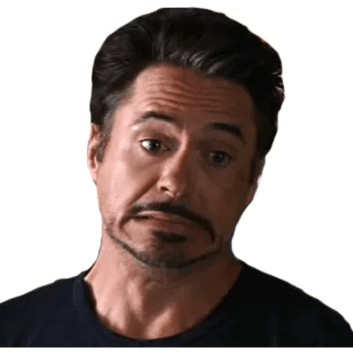 Robert Downey Jr - Sticker 14
