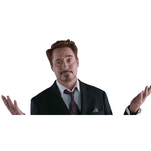Robert Downey Jr - Sticker 27