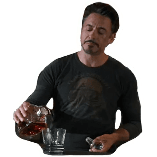 Robert Downey Jr - Sticker 16