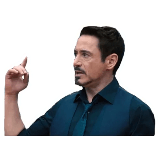 Robert Downey Jr - Sticker 24
