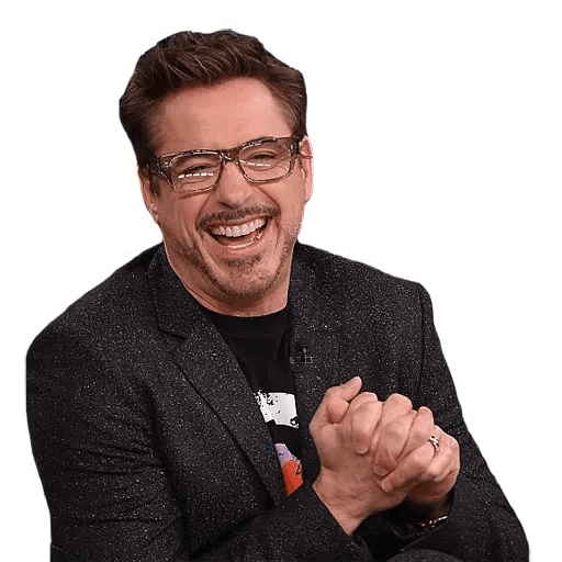 Robert Downey Jr - Sticker 21