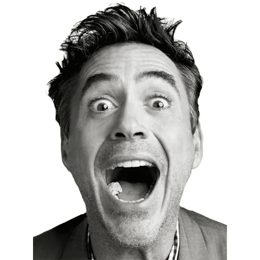 Robert Downey Jr - Sticker 2