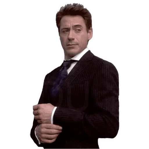 Robert Downey Jr - Sticker 5