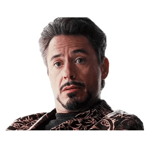 Robert Downey Jr - Sticker 8