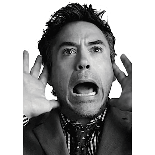 Robert Downey Jr - Sticker 11