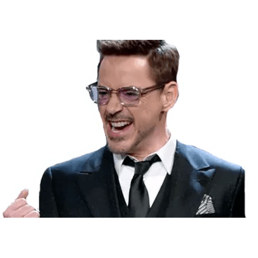 Robert Downey Jr - Sticker 23