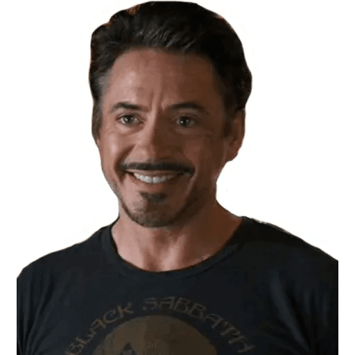 Robert Downey Jr - Sticker 30