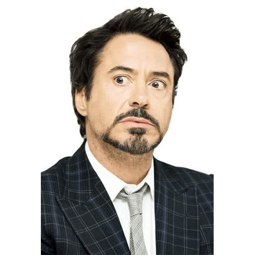 Robert Downey Jr - Sticker 4