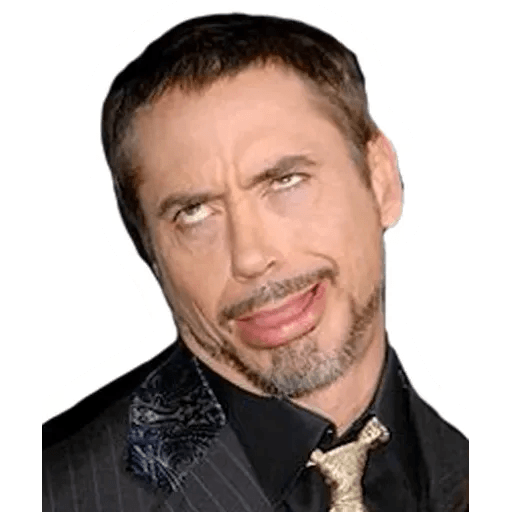 Robert Downey Jr - Sticker 12