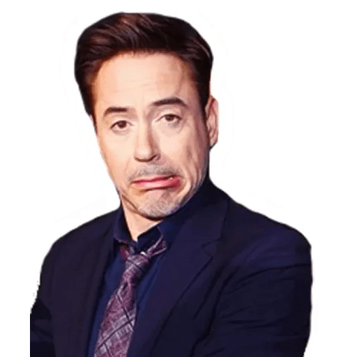 Robert Downey Jr - Sticker 22
