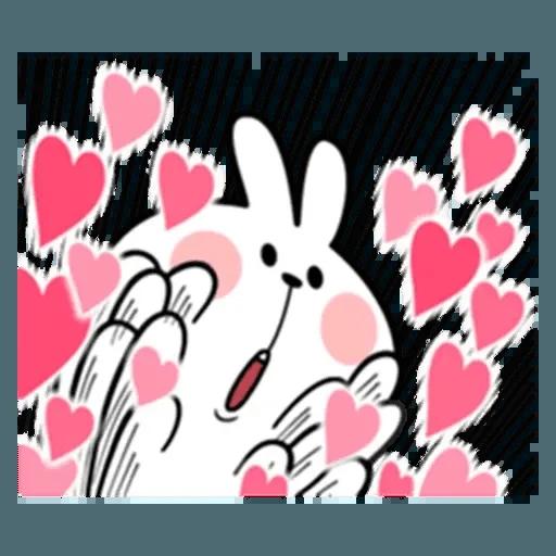 Spoiled Rabbit 6 - Sticker 26