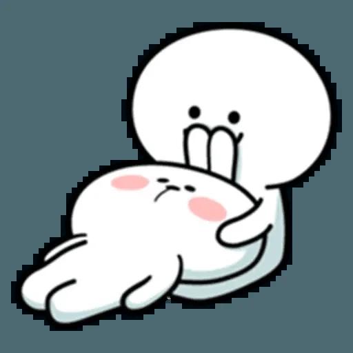 Spoiled Rabbit 6 - Sticker 13