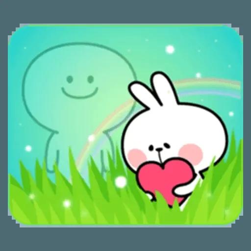 Spoiled Rabbit 6 - Sticker 30