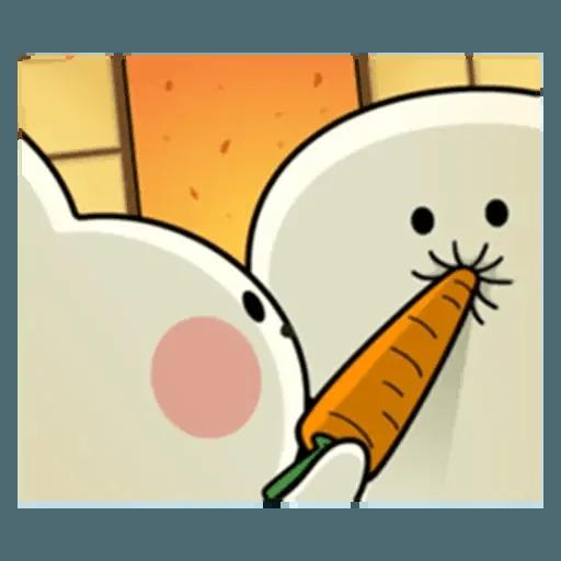 Spoiled Rabbit 6 - Sticker 11