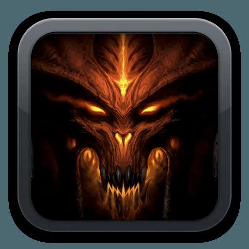 Diablo III - Sticker 8