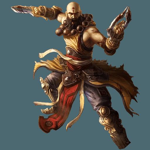 Diablo III - Sticker 22