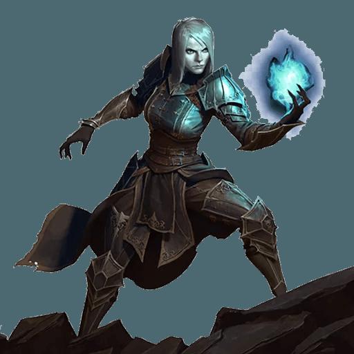 Diablo III - Sticker 18