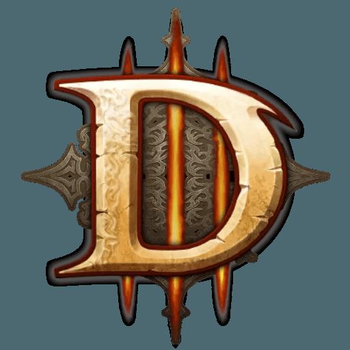 Diablo III - Sticker 7
