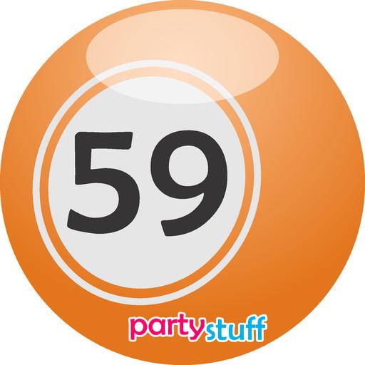 PS Tambola Bingo 31 - 60  - Sticker 29