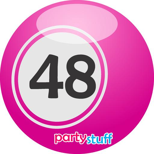 PS Tambola Bingo 31 - 60  - Sticker 18