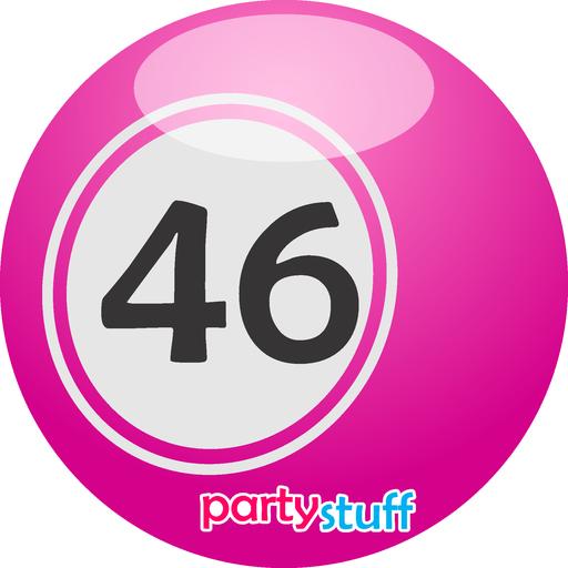 PS Tambola Bingo 31 - 60  - Sticker 16