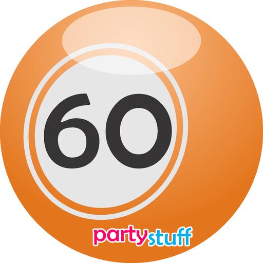 PS Tambola Bingo 31 - 60  - Sticker 30