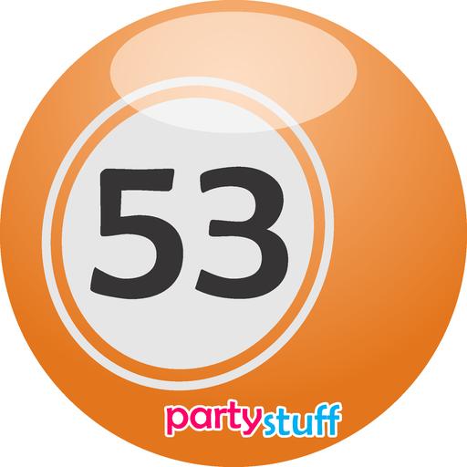 PS Tambola Bingo 31 - 60  - Sticker 23