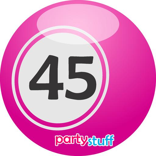 PS Tambola Bingo 31 - 60  - Sticker 15