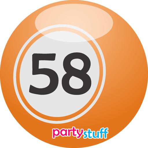 PS Tambola Bingo 31 - 60  - Sticker 28
