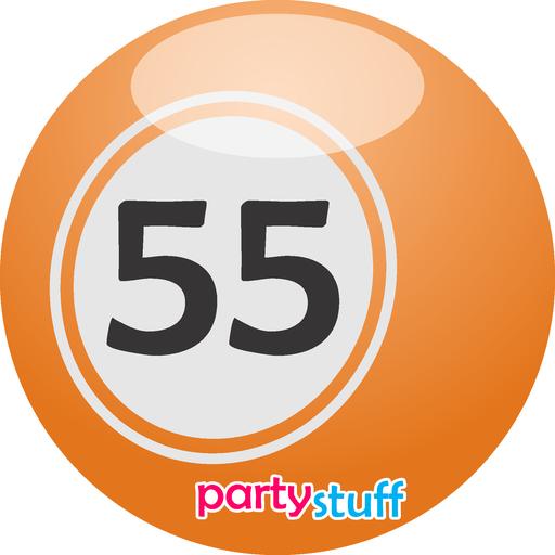 PS Tambola Bingo 31 - 60  - Sticker 25