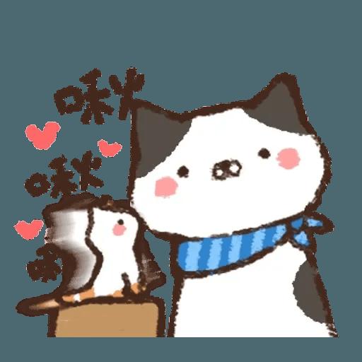 喵喵喵喵喵 - Sticker 10