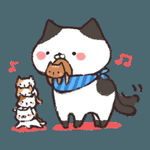 喵喵喵喵喵 - Sticker 15