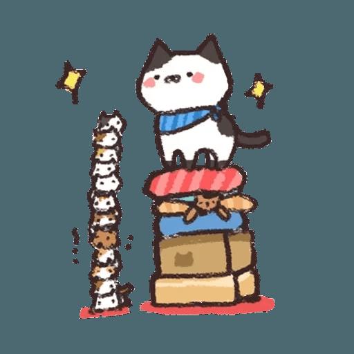 喵喵喵喵喵 - Sticker 16