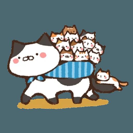 喵喵喵喵喵 - Sticker 21