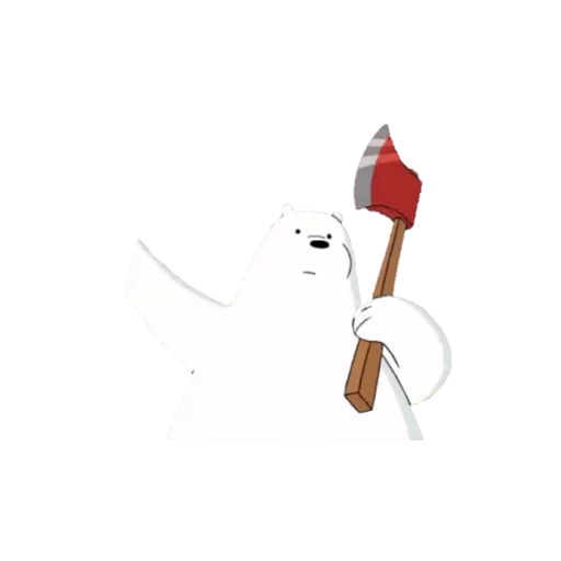 We Bear Bears - Sticker 13