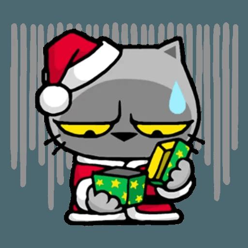 Meowxmas - Sticker 17
