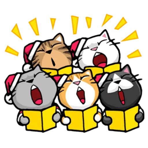 Meowxmas - Sticker 13