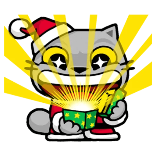 Meowxmas - Sticker 16