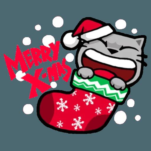 Meowxmas - Sticker 3