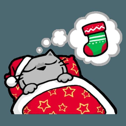 Meowxmas - Sticker 21