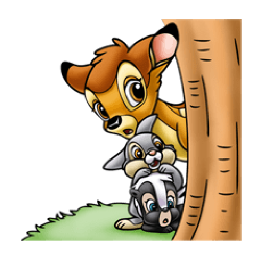 Bambi 2 - Sticker 5