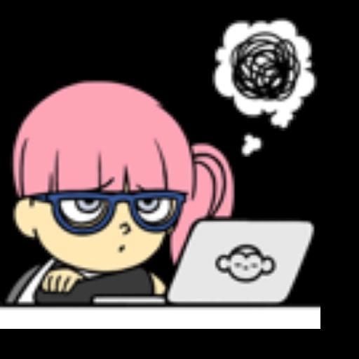 Hacker Girl 2 - Sticker 19