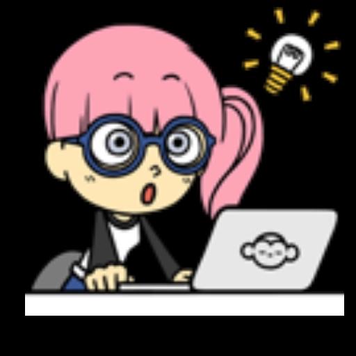 Hacker Girl 2 - Sticker 7
