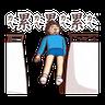 Gg - Tray Sticker