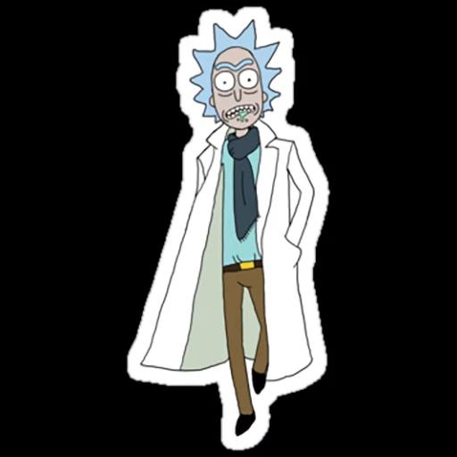 Rick & Morty 2 - Sticker 18